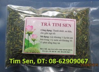 Trà Tim SEN, loại 1--Sử dụng giúp giấc ngủ ngon lành, êm ái- giá tốt